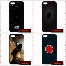 HAL 9000 2001 A Space Odyssey Phone Cases Cover For iPhone 4 4S 5 5S 5C SE 6 6S 7 Plus 4.7 5.5    UJ1133