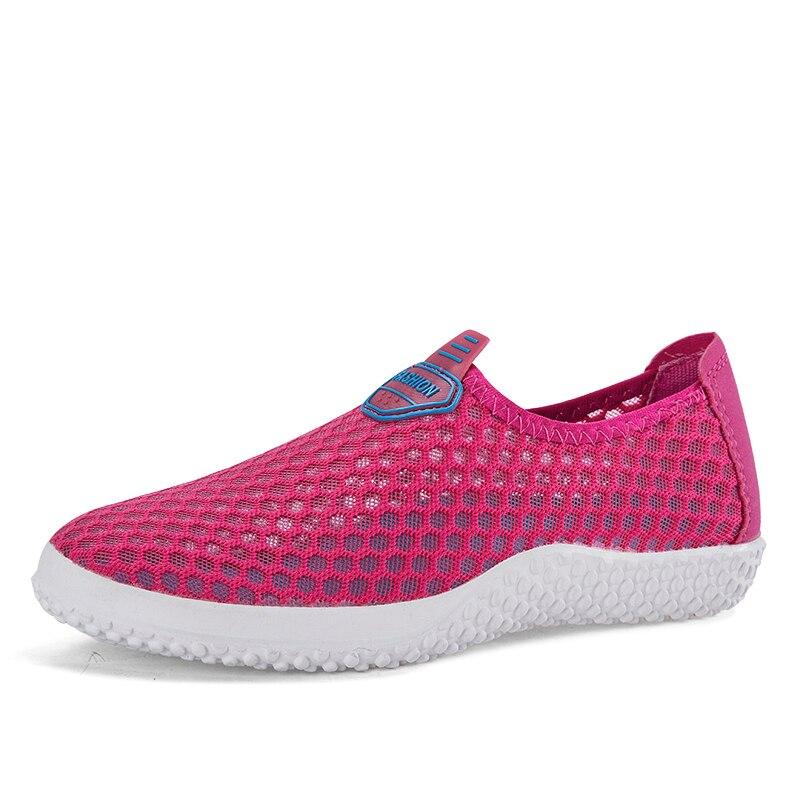 Women Casual Shoes Superstar Beach Shoes Woman Sport Mesh Runner Walking Jogging Trainers Slip-On Zapatillas Deportivas Mujer<br><br>Aliexpress