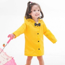 New Design Kids Raincoat Boys Girls Rain Coat Children Waterproof Rain Coat Raincoats Single Person Rainwear Rain Gear