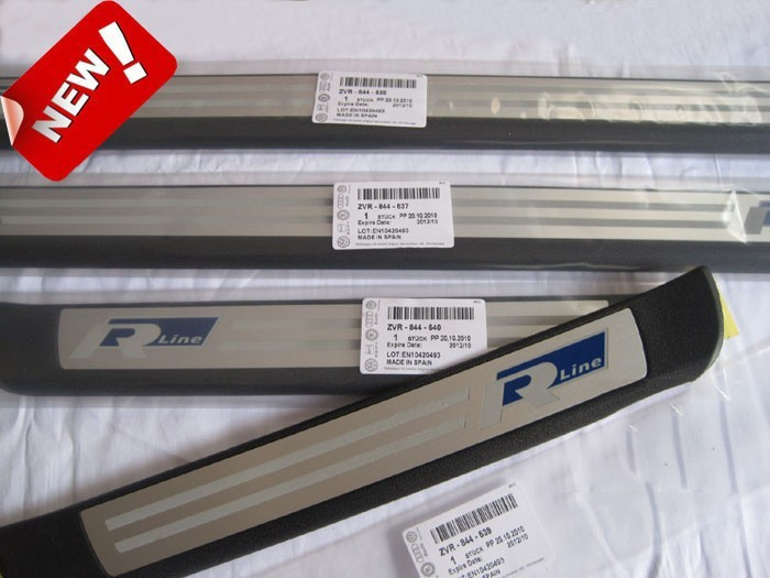stainless steel scuff plate/door sill for VOLVO XC60 <br><br>Aliexpress