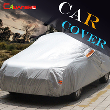 Cawanerl SUV Car Cover Outdoor Sun Rain Snow Cover Anti UV Scratch Resistant Dust Proof Sunshade Car Accessories Free Shipping(China)