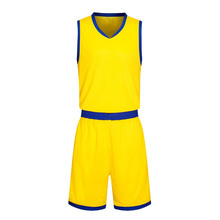 2017 Basketball Jersey Sets Uniforms Adult Sportswear shirts clothing Breathable DIY Hot Sale basketball jerseys shorts  LD-8001