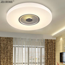 2017 dome Led ceiling light for living room Dimming or switch with simple style for study or home lighting lustre
