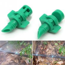 50pcs 180 Degree Garden Agriculture Watering Spray Nozzle Sprinkler Irrigation