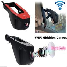 .Dual storage HD 1080P Hidden Wifi Car DVR Vehicle Camera Video Recorder Dash Cam Night Vision
