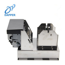 80mm Printing mechanism with auto cutter thermal receipt kiosk printer without power supply(China)