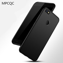 MPCQC Ultrathin black Soft Silicon TPU Cases for Xiaomi Redmi Note 5A 5 4X 4 Pro 4A 3 3S Mi 5X 5 6 5C 5S Plus MAX 2 Cover case(China)