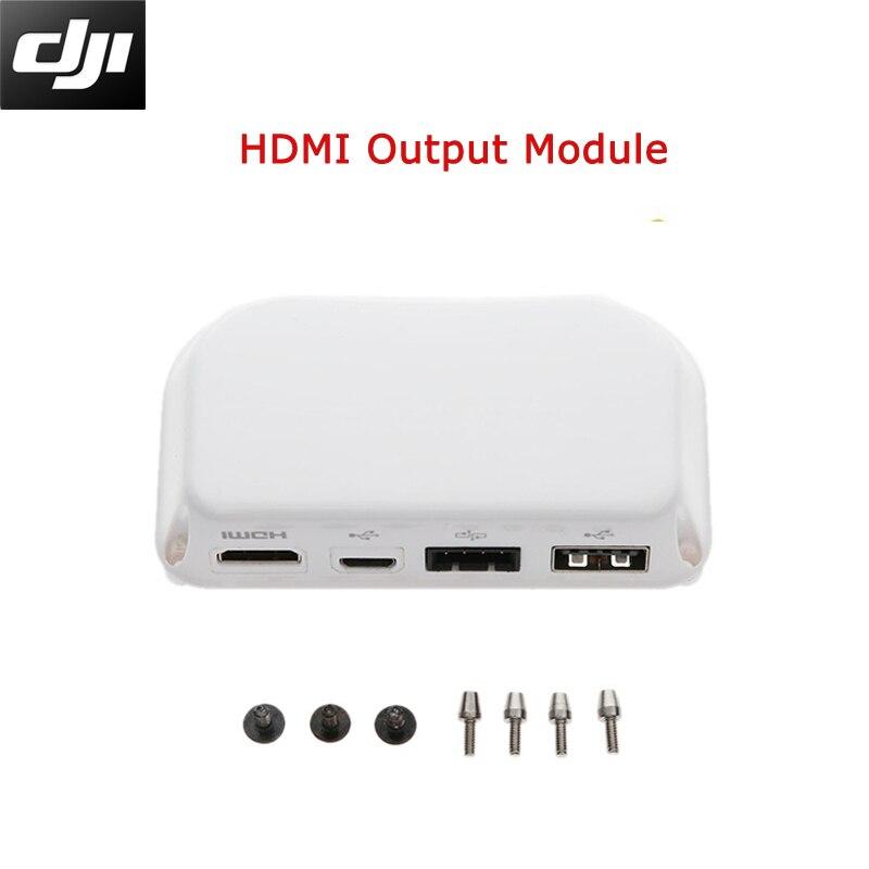 DJI Phantom 3 / 4  HDMI Output Module for Phantom 3 Professional Phantom 3 Advanced Phantom 4 Remote DJI original part <br><br>Aliexpress