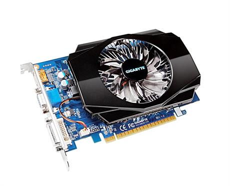 Gigabyte Graphics-Cards GDDR3 Nvidia Used GT630 HDMI Geforce VGA 128bit DVI GV-N630-1GI title=