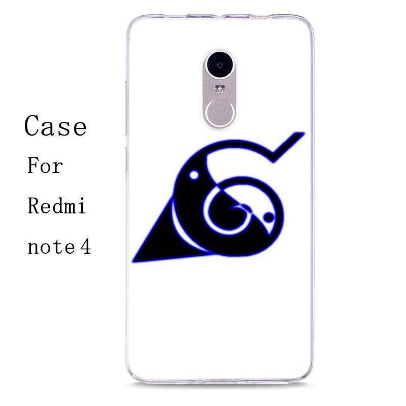 Naruto Konoha logo Phone Case for Xiaomi Mi Redmi