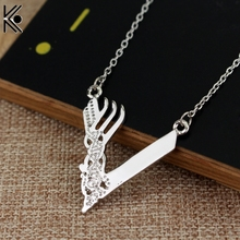 New Classic Pendant Vikings Season Necklaces & Pendants Women Jewelry stores Christmas Gifts Jewelry Accessories necklaces