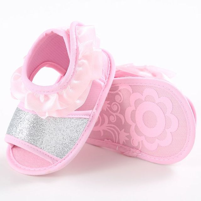 Lowest Price Baby Summer Cute S Shoes Fungus Lace Princess Infant Anti Slip Sandals