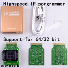 New32 64 Bit NAND Flash IP High Speed IC Chip Programmer Tool Repair Motherboard HDD Chip Serial Number SN Model for iPhone