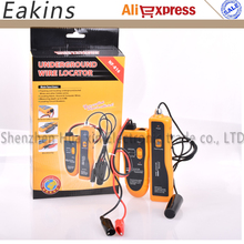 Free shipping NF-816 RJ11 Telephone Wire Tracker Cable Tester Underground Buried Wires Cable Finder/Locator(China)