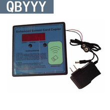 QBYYY 125-135khz RFID ID EM Card Reader Copier Enhanced sensor card copier NEW ID Copy Duplicators(China)