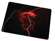 MSI mousepad the dragon gaming mouse pad best gamer mouse mat pad game computer desk padmouse keyboard large play mats