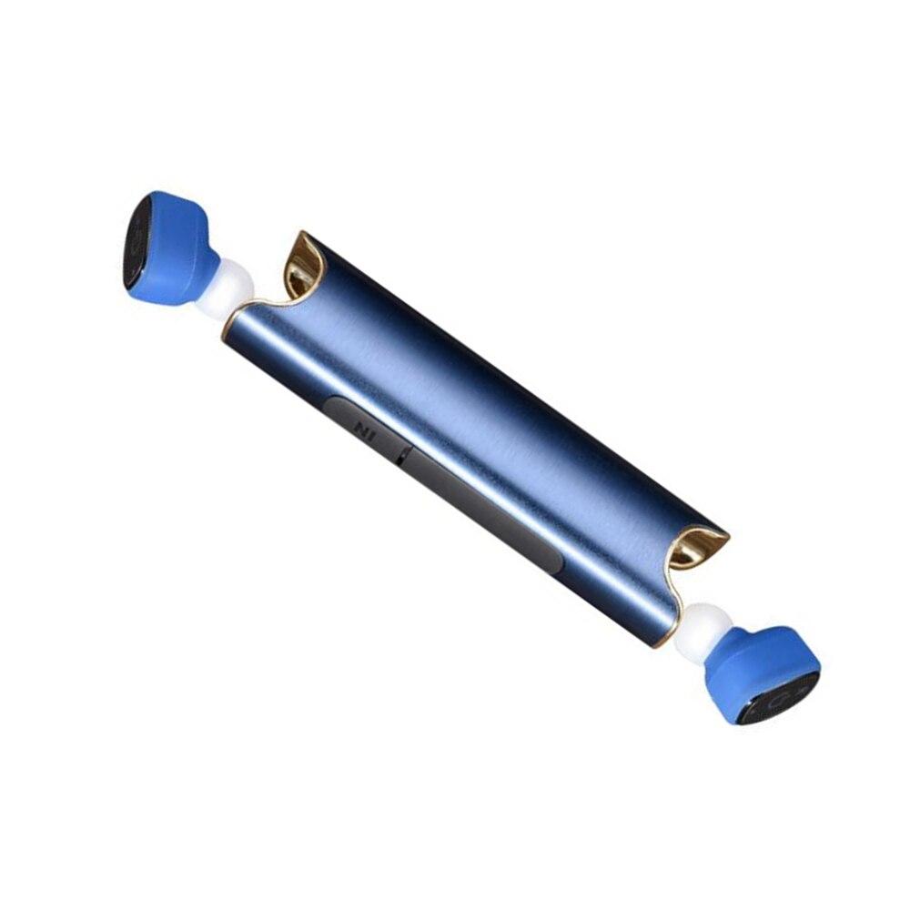 S2 TWS Wireless Waterproof Bluetooth Earphone In-ear Sport Headset Magnetic Charging Box HiFi Stereo Handsfree Earbuds<br>