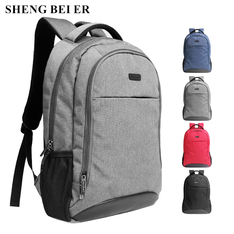 Newest Brand Backpack For Laptop 14,15,15.6,17,17.3,18 inch Notebook Bag, Packsack,Travel School Bag, Free Shipping BP06<br><br>Aliexpress