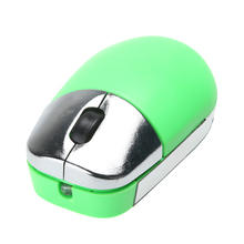 Low safe voltage Funny Novelty Electric Shock Mouse Kids Adults Prank Trick Jock Toy(China)