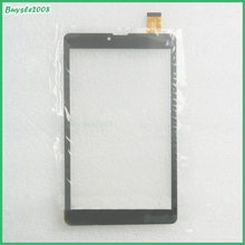 "For HSCTP-852B-8-V0 Tablet Capacitive Touch Screen 8"" inch PC Touch Panel Digitizer Glass MID Sensor Free Shipping(China)"