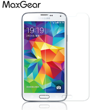 Retail 2.5D 0.3MM Anti Shatter Tempered Glass Screen Protector Film For samsung galaxy s5 i9600 Screen Guard with OPP package