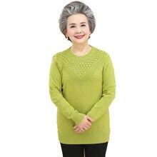 Green Green Sweater Sweater Pullover Pullover de Compra Promoción wOTkiZuPX