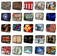 7 10 11.6 13.3 14.4 15.6 17.3 inch Handle Laptop Sleeve Bag Notebook Smart Cover Case protector For Macbook Air/Pro/Retina