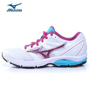 MIZUNO Sport Sneakers Femmes de Beathable Amorti Sport Chaussures VAGUE IMPULSION 2 (W) Lumière Chaussures de Course J1GL141319 XYP271