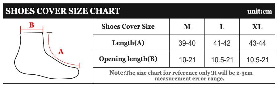 shoes-cover-size