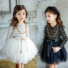 Winter Baby Girl Clothes Beautiful grace Christening Gown Dresses for Girls Children's Clothing Christmas Kids Party Costume 2-7