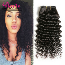 Queens Indian Virgin Hair Deep Wave 4 Bundle Deals Grade 8a Virgin Indian Deep Curly Hair Indian Deep Wave Doris Beauty Hair