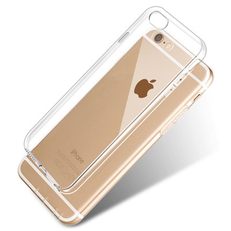 ROSITY Clear TPU Phone Case for iPhone 7 7 Plus 6 ...