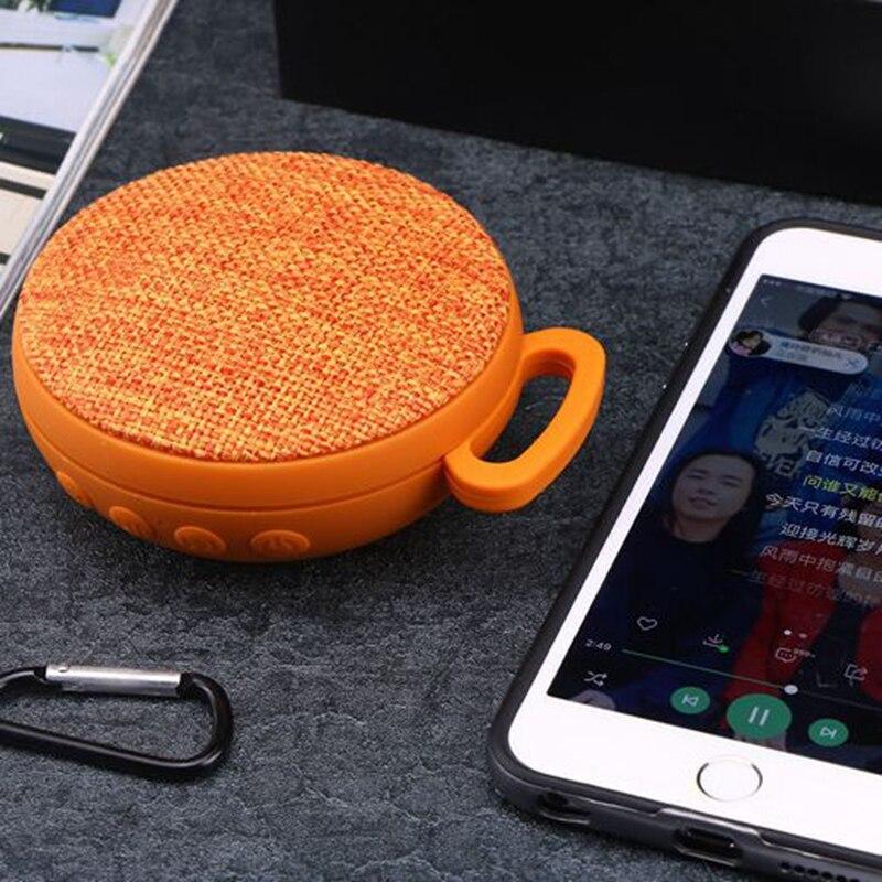 ITSYHPortable Bluetooth speaker Portable Wireless Loudspeaker Sound System 3W stereo Music surround Waterproof Outdoor LF01-075
