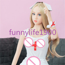 Silicone Sex Doll 165cm Big Breast Soft Solid Skin Meterial Life Size Female Sex Doll For Men Sex Black Nipple Vaginal Real Wife