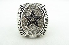 High Qualiity Replica 1992 Dallas Cowboys Super Bowl championship ring Size 10 solid replica(China)