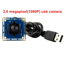 2Megapixel 1920X1080 oem usb camera module CMOS OV2710 MJPEG 30fps/60fps/120fps 1080p camera module for Android Linux Windows(China)