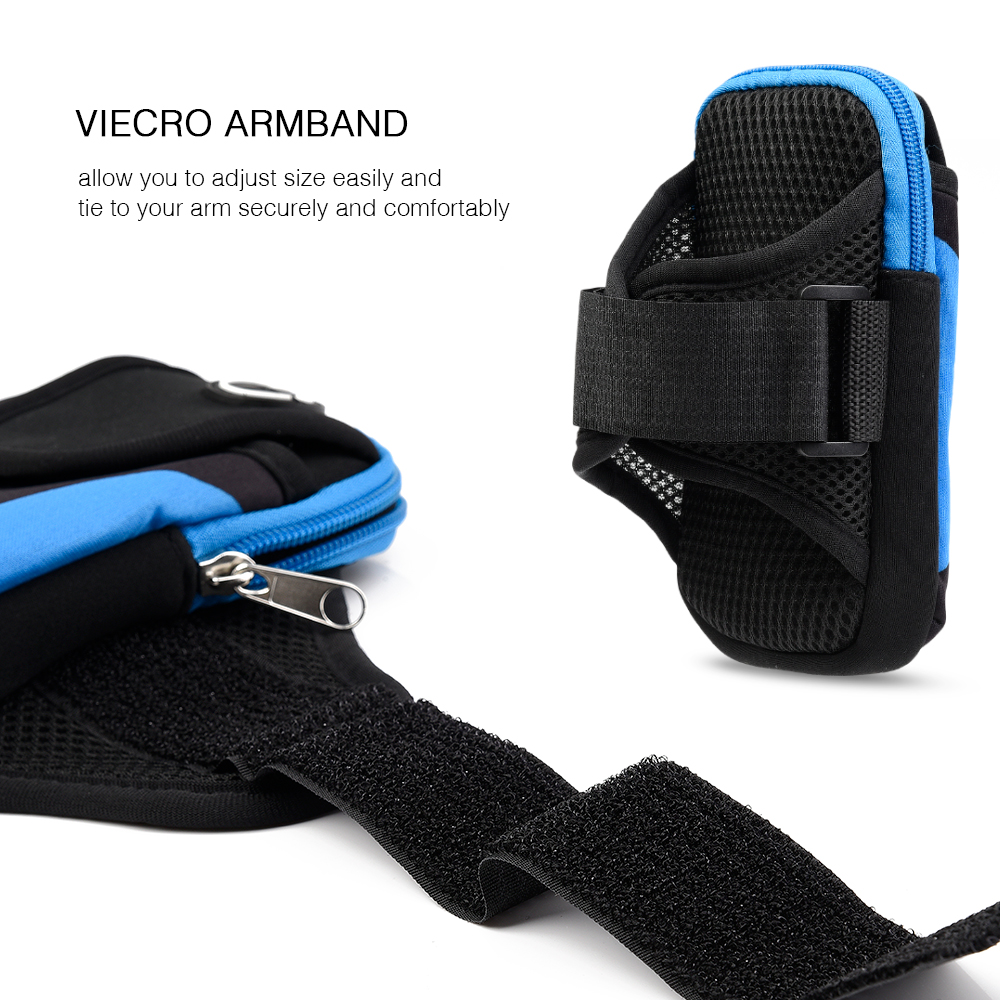 Bag For Phone On Hand Sports Running Armband Bag Case Cover Armbands Universal Mobile Phone Bags Holder Outdoor Sport Arm Pouch (6)