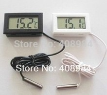 3pcs/lot New Mini Digital LCD Thermometer Temperature Sensor Fridge Freezer Thermometer Meter 39%off