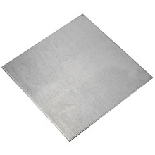 1pc New Gr2 Grade 2 ASTM B265 Titanium Ti Plate Sheet 100*100*2mm 4*4*1inch Power Tool(China)