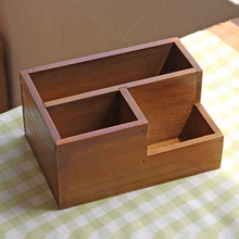 Wooden Garden Herb Planter Window Box Trough Pot Succulent Flower Plant Bed New NB0433(China)