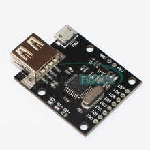 FT311D Converter Module USB Host Development Board To I2C IIC SPI UART GPIO PWM Adapter Communication For Android(China)