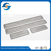 Hot Sale external internal stainless steel door sill scuff plate for accord 2014 - 2016