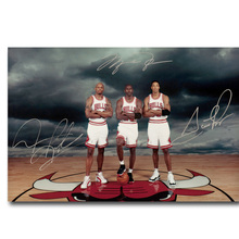 NICOLESHENTING Backboard King Dennis Rodman Basketball Art Silk Fabric Poster Print Sports Pictures for Home Decor 025
