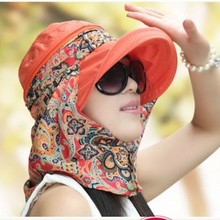 2017 Summer Style Women Foldable Wide Large Brim Floppy Beach Gorro Hats Chapeu Outdoors Visors Cap Sun Collapsible Anti-Uv Hat