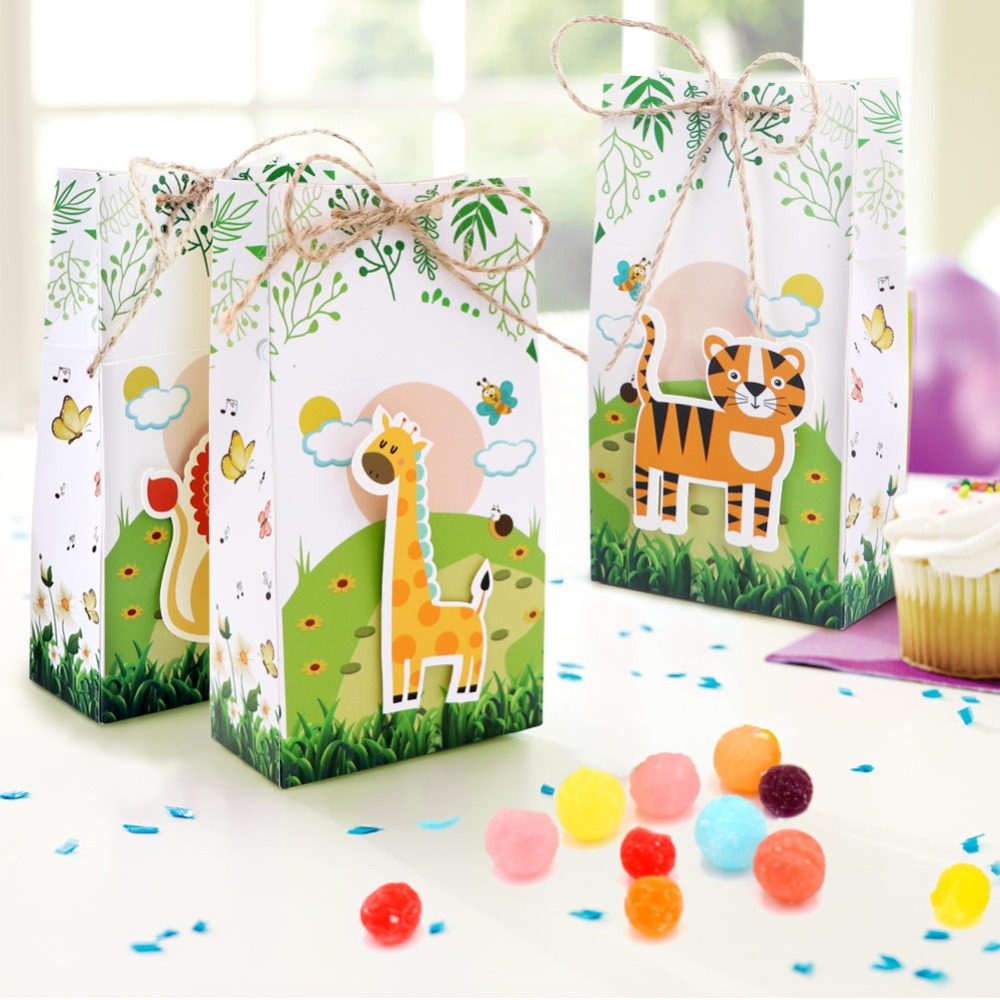 Zoo Animal favor boxes (17)