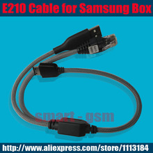 E210 cable for OCTOPUS SPT BOX SAM BOX SAMSUNG E210 Flash unlock IMEI cable repair tool(China)