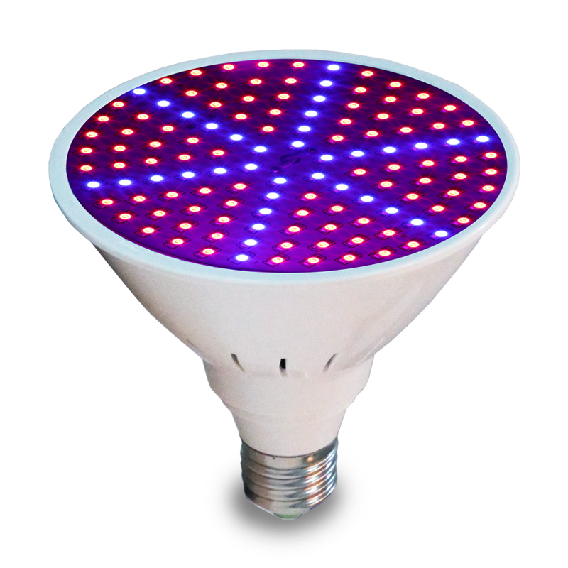 E27 Base 15W 20W 30W led grow light Hydroponic lighting with Clip plants Lamps for hydroponics system indoor garden greenhouse (11)