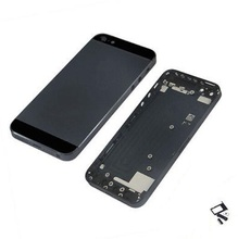 High Quality Replacement part Full housing Back Battery Cover Middle Frame Metal Back Housing For iphone 5