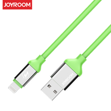 Joyroom For iPhone 7 Data Cable Fast Charger ios USB Data Cable For iPhone 7 6 6S Plus 5 5S SE iPad Mobile Phone Cables(China)