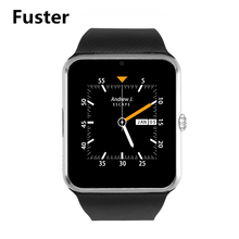 Fuster 3G Wifi Android Smart Watch GT08 Plus support Play Store Download APP Smart Clock with Whatsapp and Facebook Reminder(China)